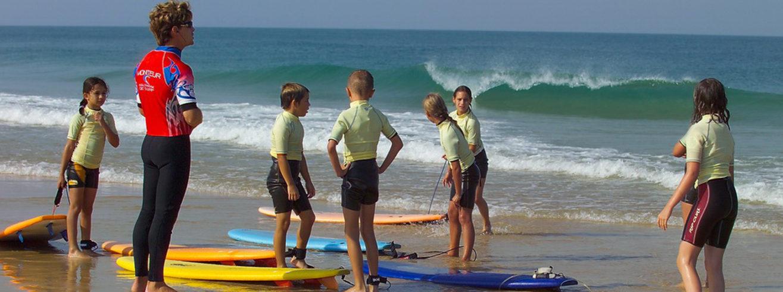 Le Maeva Surf Club  - votre école de surf à Mimizan