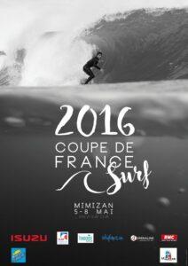affiche coupe 2 Fr 2016